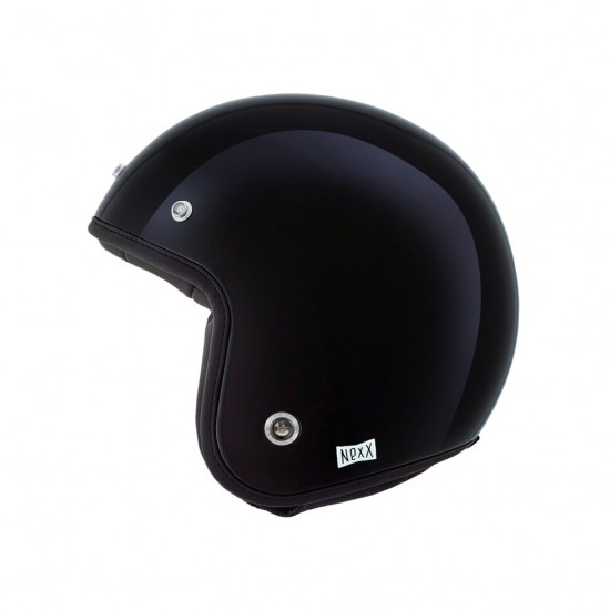 Nexx X.G10 Purist Black Open Face Helmet