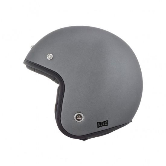 Nexx X.G10 Purist Titanium Matt Open Face Helmet