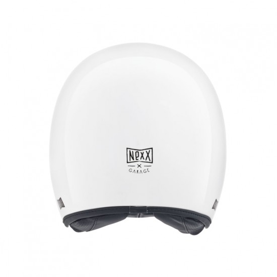 Nexx X.G10 Purist White Open Face Helmet
