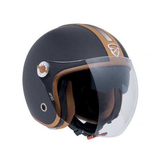 Nexx X.70 Groovy Black Camel Matt Open Face Helmet
