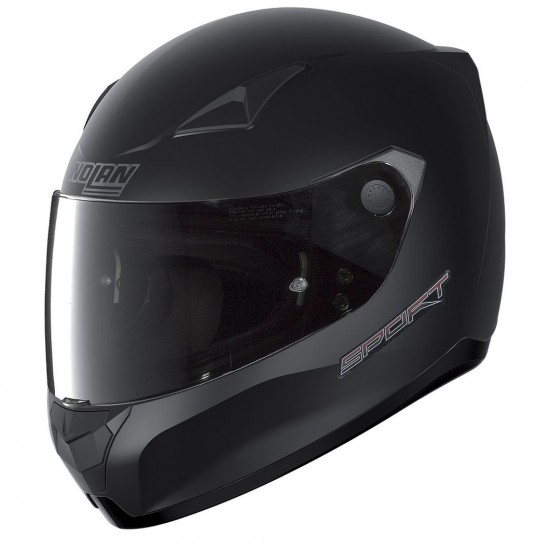 Nolan N60-5 Sport Flat Black Full Face Helmet