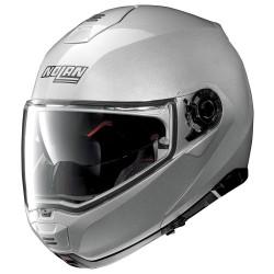 Nolan N100-5 Classic N-Com Platinum Silver Modular Helmet