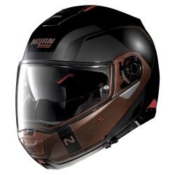Nolan N100-5 Consistency N-Com Flat Black Modular Helmet