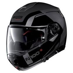 Nolan N100-5 Consistency N-Com Flat Lava Grey Modular Helmet
