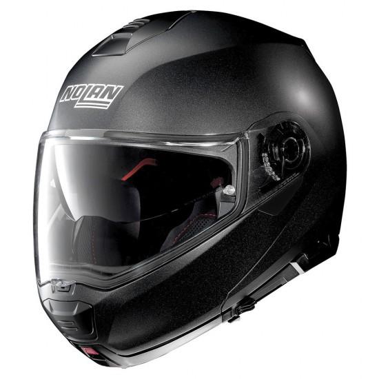Nolan N100-5 Special N-Com Black Graphite Modular Helmet