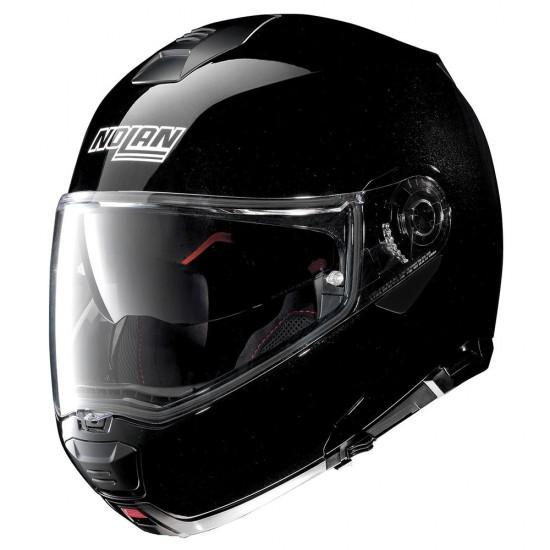 Nolan N100-5 Special N-Com Metal Black Modular Helmet