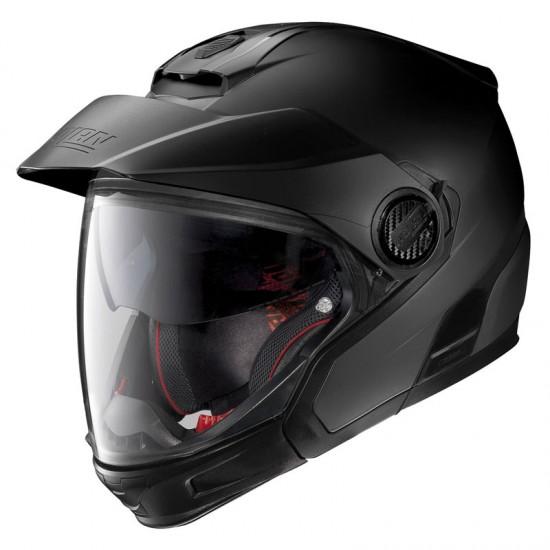 Nolan N40-5 GT Fade N-Com Flat Anthracite Modular Helmet