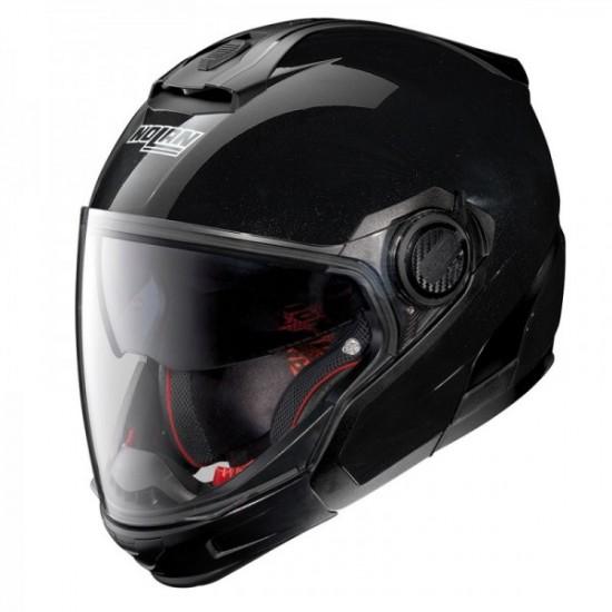 Nolan N40-5 GT Special N-Com Metal Black Modular Helmet