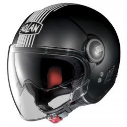 Nolan N21 Visor Joie De Vivre Flat Black Jet Helmet