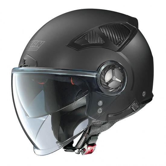 Nolan N33 Evo Classic Flat Black Jet Helmet