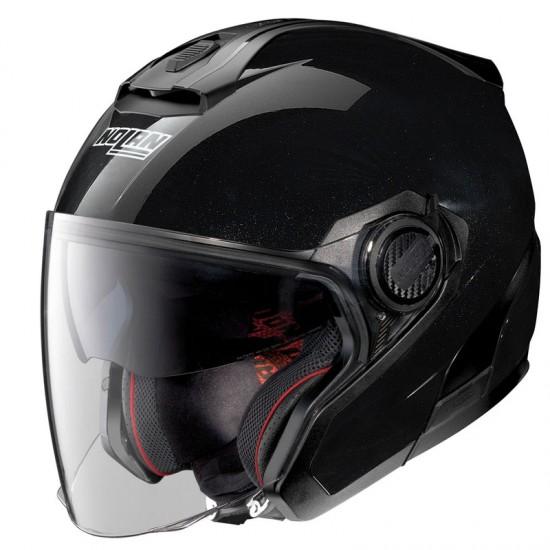 Nolan N40-5 Special N-Com Metal Black Jet Helmet