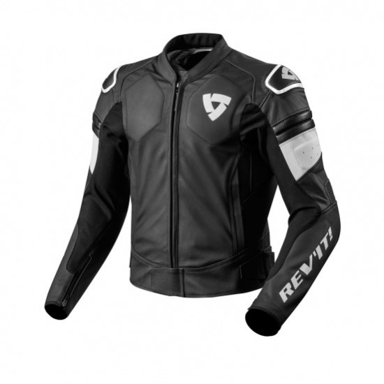 Rev'it Akira Jacket - Black White