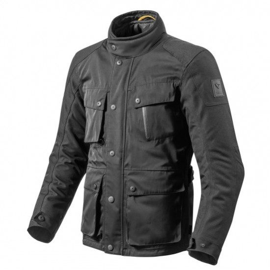 Rev'it Jackson Jacket - Black