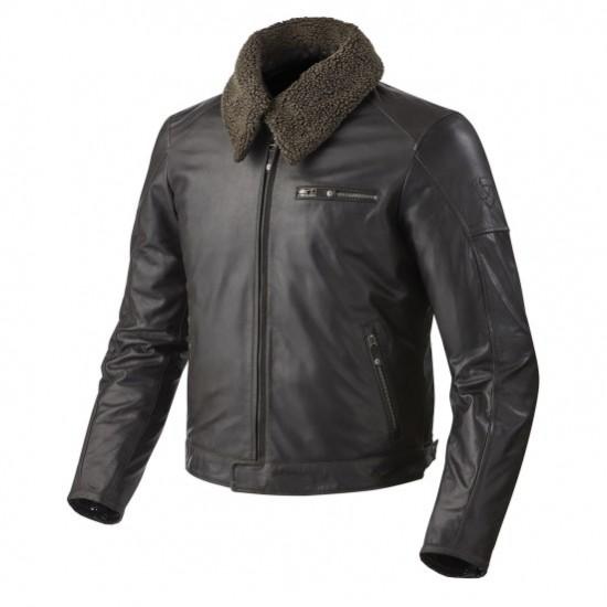 Rev'it Pilot Jacket - Dark Brown