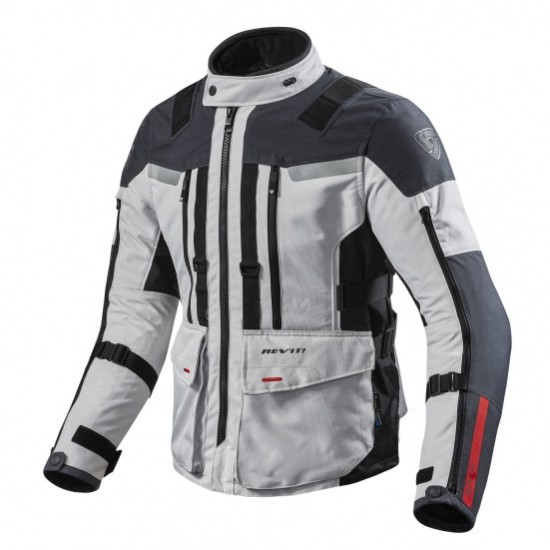 Rev'it Sand 3 Jacket - Silver Anthracite
