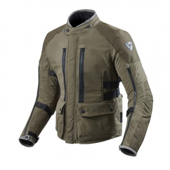 Rev'it Sand Urban Jacket - Dark Green