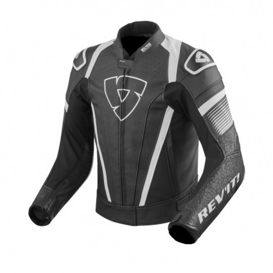 Rev'it Spitfire Jacket - Black White