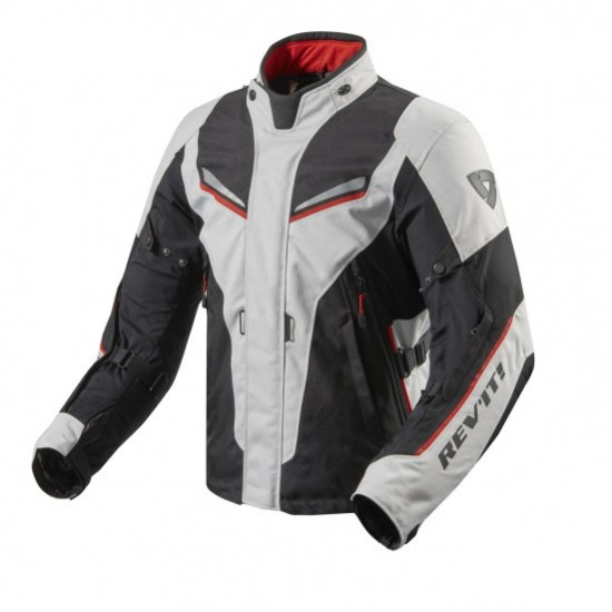 Rev'it Vapor 2 Jacket - Silver Black
