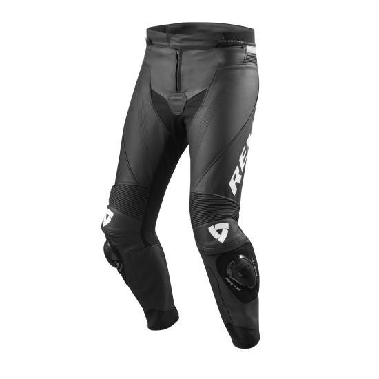 Rev'it Vertex GT Pants - Black White