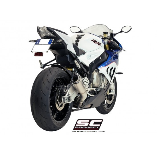 SC-Project GP70-R Silencer Full Titanium BMW S 1000 RR 2015-2016 MPN - B20-70T