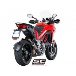 SC-Project CRT Silencer Titanium Ducati Multistrada 1200 2015-2017 MPN - D19-K36T