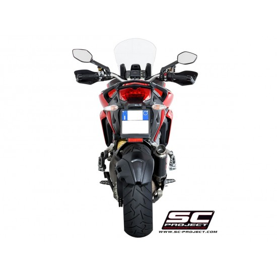 SC-Project GP M2 Silencer Carbon Fiber Ducati Multistrada 1200 2015-2017 MPN - D19-K18C