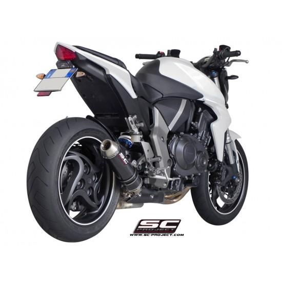 SC-Project GP-EVO Silencer Carbon Honda CB1000R MPN - H01-K14C