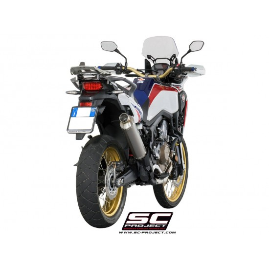 SC-Project R60 Silencer Titanio Honda CRF1000L Africa Twin MPN - H16-08T