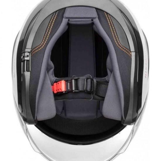 Schuberth M1 Pro Outline Red Open Face Helmet