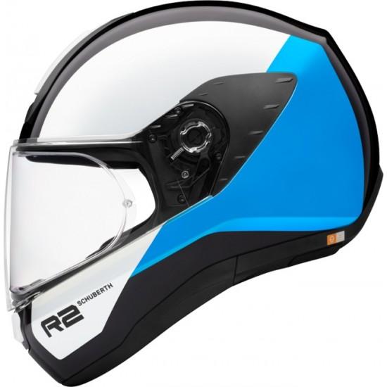 Schuberth R2 Apex Blue Full Face Helmet