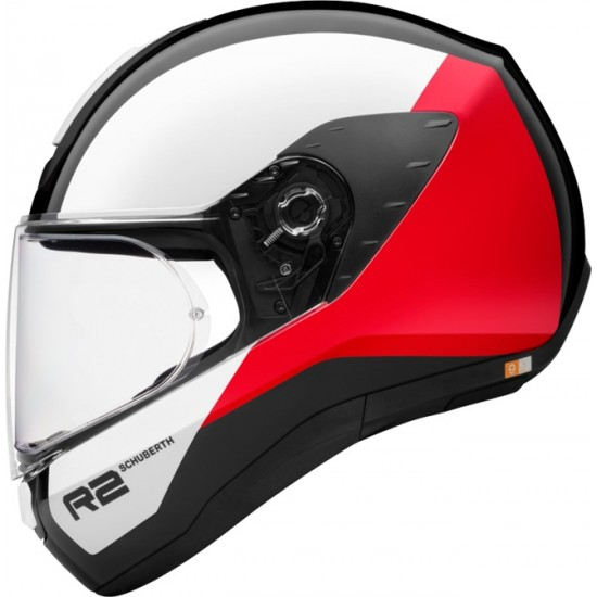 Schuberth R2 Apex Red Full Face Helmet