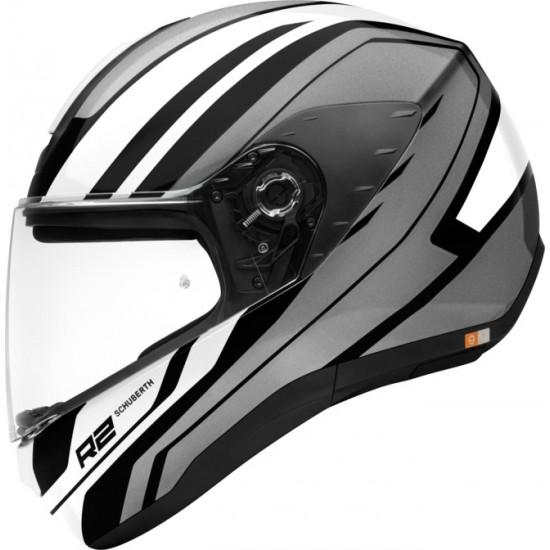Schuberth R2 Enforcer Grey Full Face Helmet