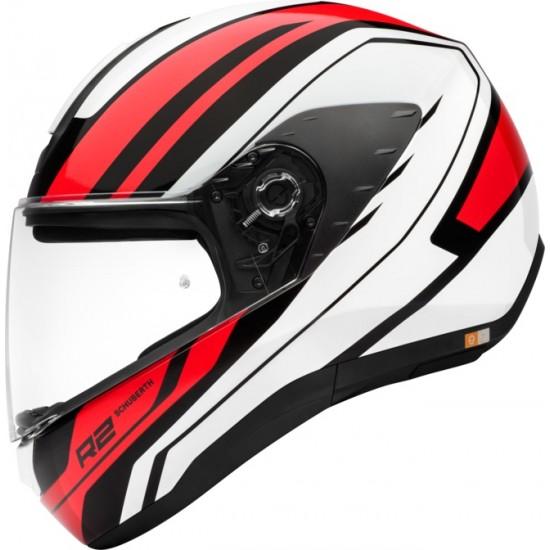 Schuberth R2 Enforcer Red Full Face Helmet