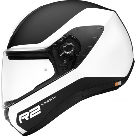 Schuberth R2 Nemesis White Full Face Helmet