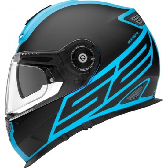 Schuberth S2 Sport Traction Blue Full Face Helmet