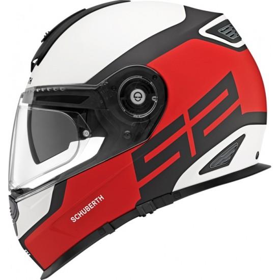Schuberth S2 Sport Elite Red Full Face Helmet