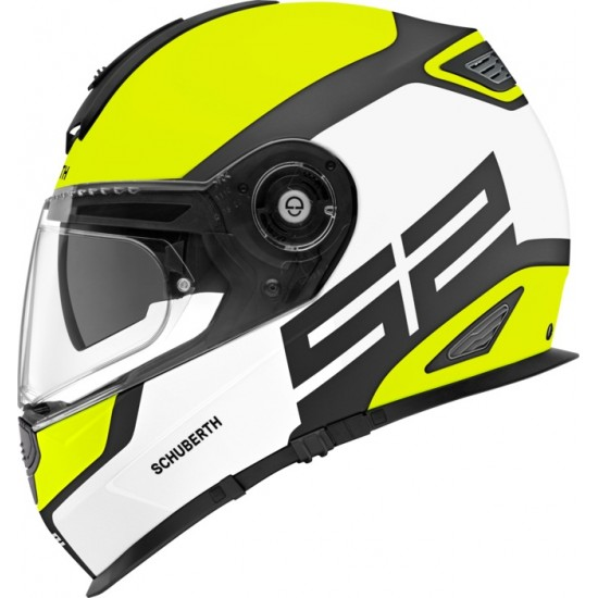Schuberth S2 Sport Elite Yellow Full Face Helmet