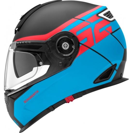 Schuberth S2 Sport Rush Blue Full Face Helmet