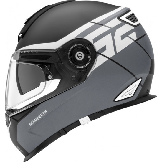 Schuberth S2 Sport Rush Grey Full Face Helmet