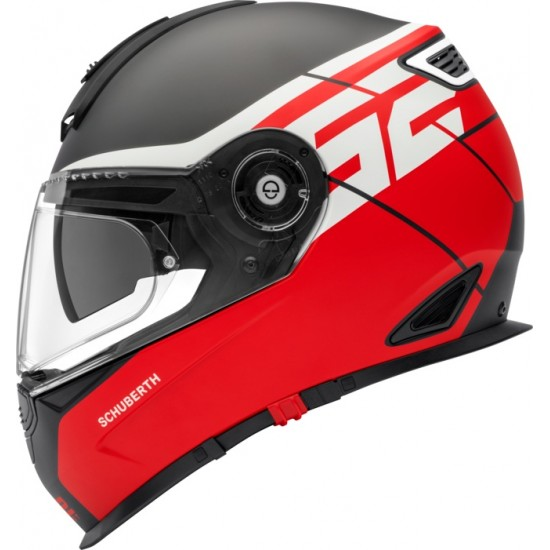 Schuberth S2 Sport Rush Red Full Face Helmet