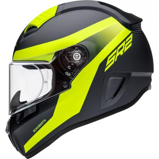Schuberth SR2 Resonance Yellow Full Face Helmet