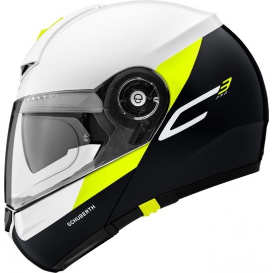 Schuberth C3 Pro Gravity Yelllow Modular Helmet