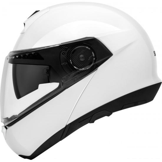 Schuberth C4 Glossy White Modular Helmet