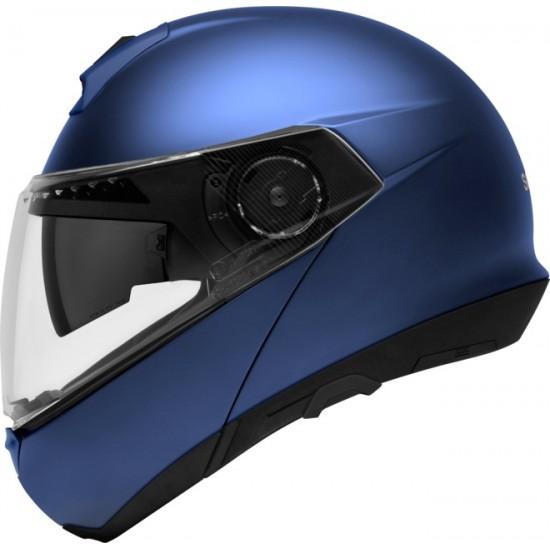 Schuberth C4 Matt Blue Modular Helmet