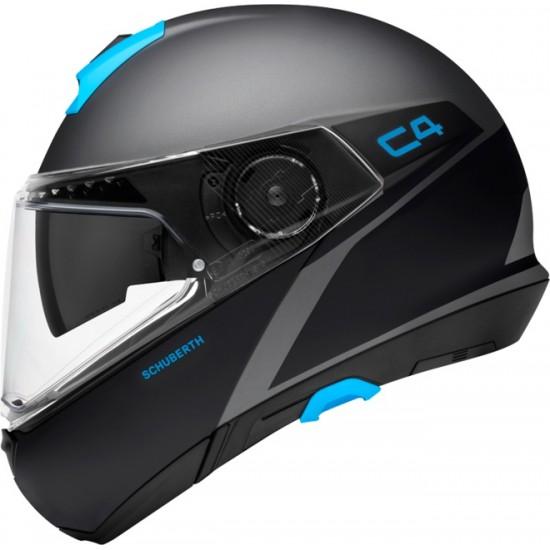 Schuberth C4 Spark Grey Modular Helmet