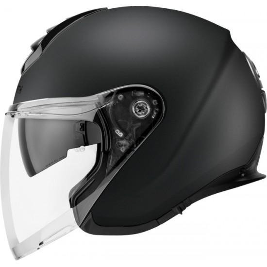Schuberth M1 London Matt Black Open Face Helmet