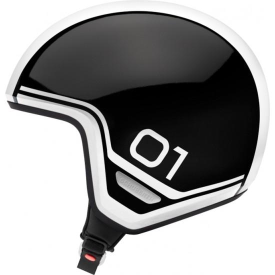 Schuberth O1 Era White Open Face Helmet
