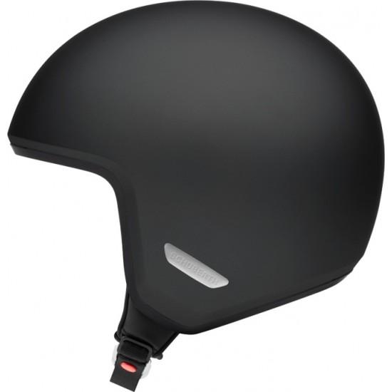 Schuberth O1 Matt Black Open Face Helmet