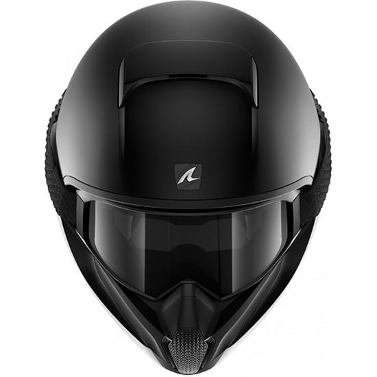 Shark Vancore 2 Blank Mat Black Mat Kma Full Face Helmet