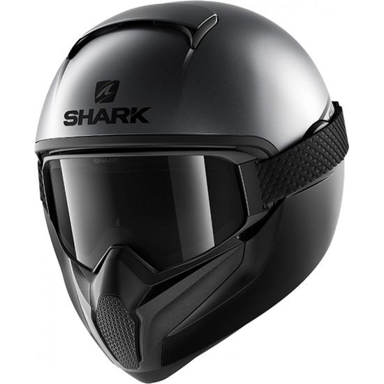Shark Vancore 2 Street Neon Anthracite Black Black Full Face Helmet